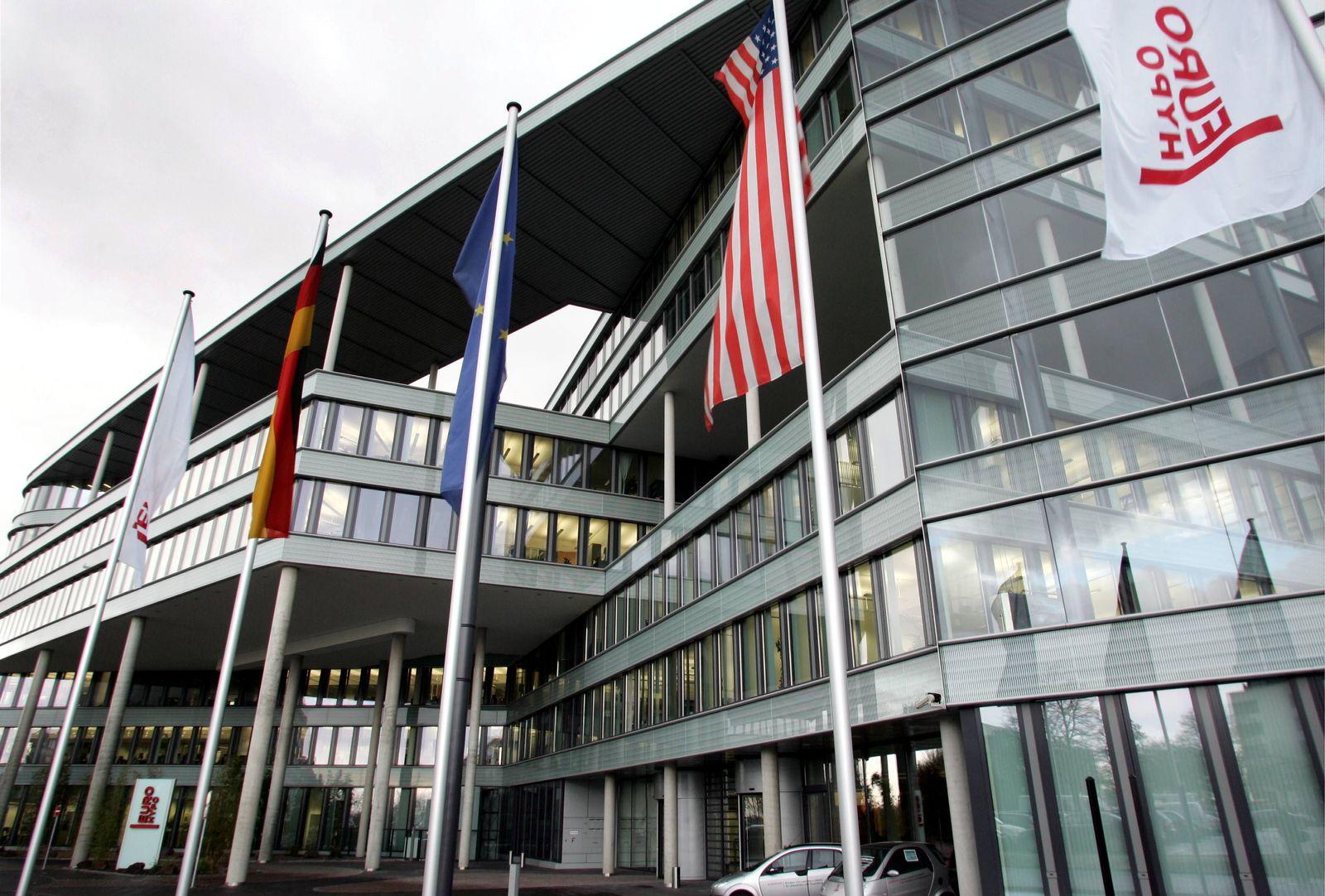 NICHT VERWENDEN Eurohypo / Eschborn bei Frankfurt