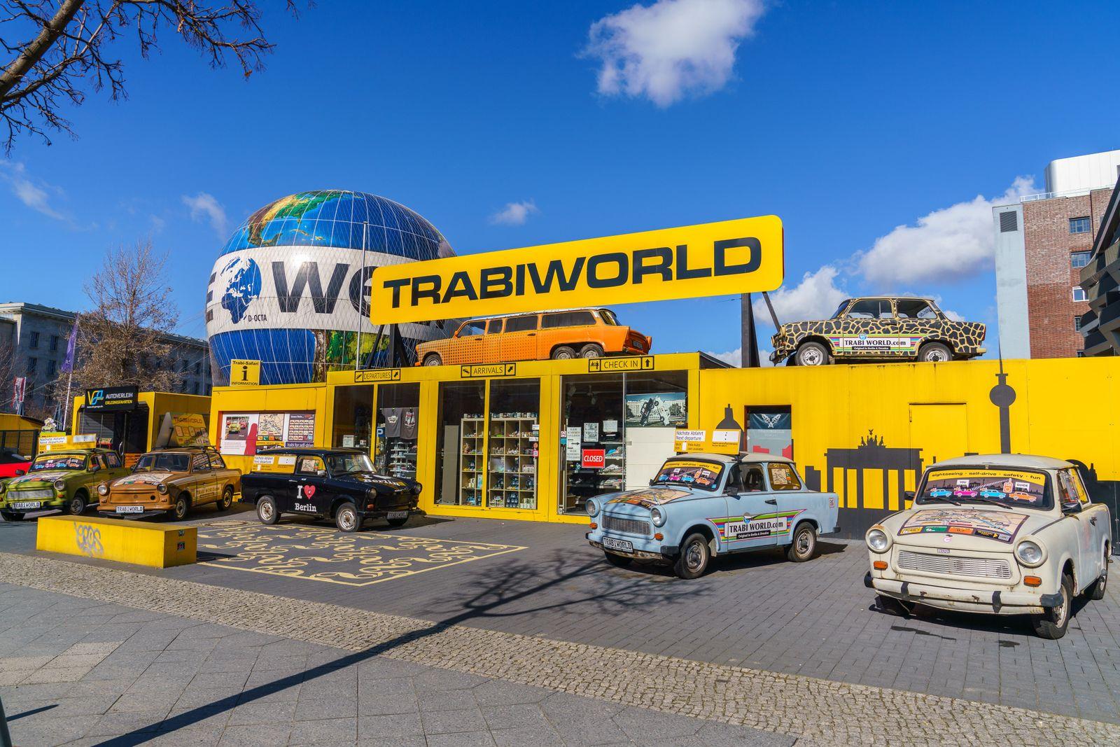 TrabiWorld Berlin