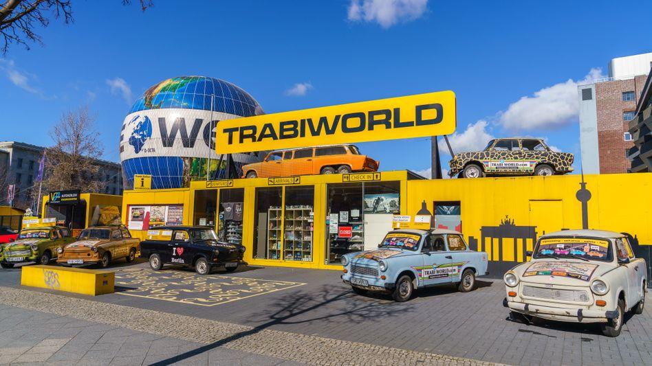 Ostalgische »TrabiWorld« in Berlin: Einseitiges Bild?
