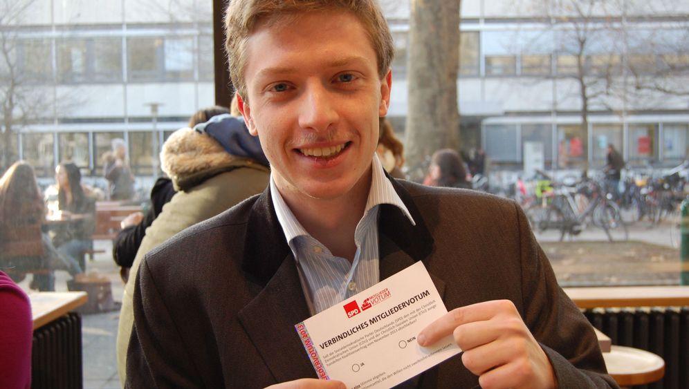 SPD-Mitgliederentscheid: Der Phantom-Genosse