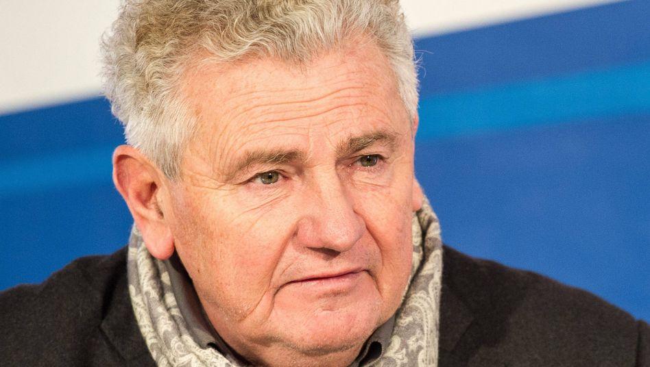 Ex-FPÖ-Spitzenkandidat Andreas Mölzer: Soll auf Einladung dreier AfD-Mitglieder in Leipzig einen Vortrag halten