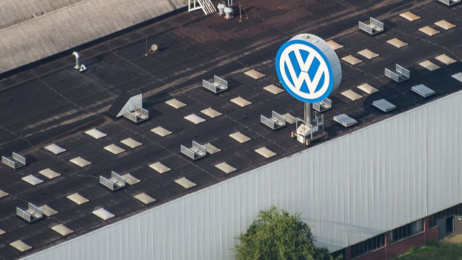 VW-Werk in Salzgitter