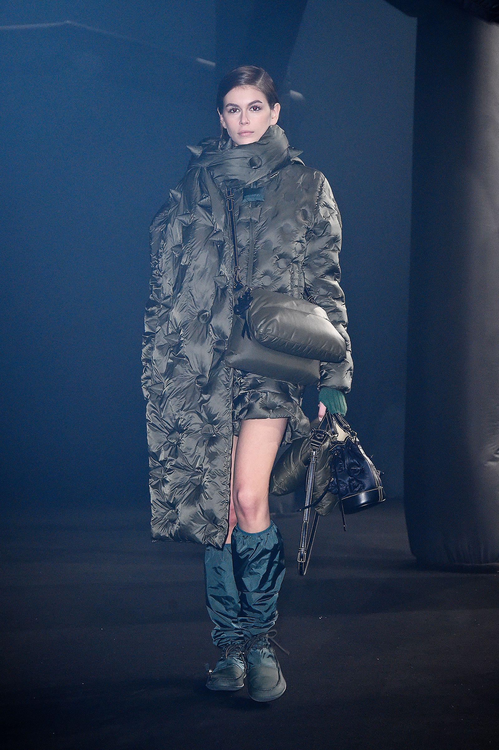 Moncler - Runway - Milan Fashion Week Fall/Winter 2020-2021