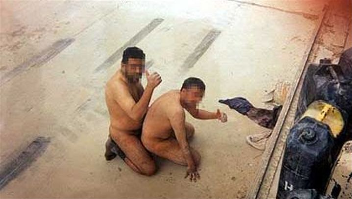 Prisoner Abuse: Shocking Scenes from Basra