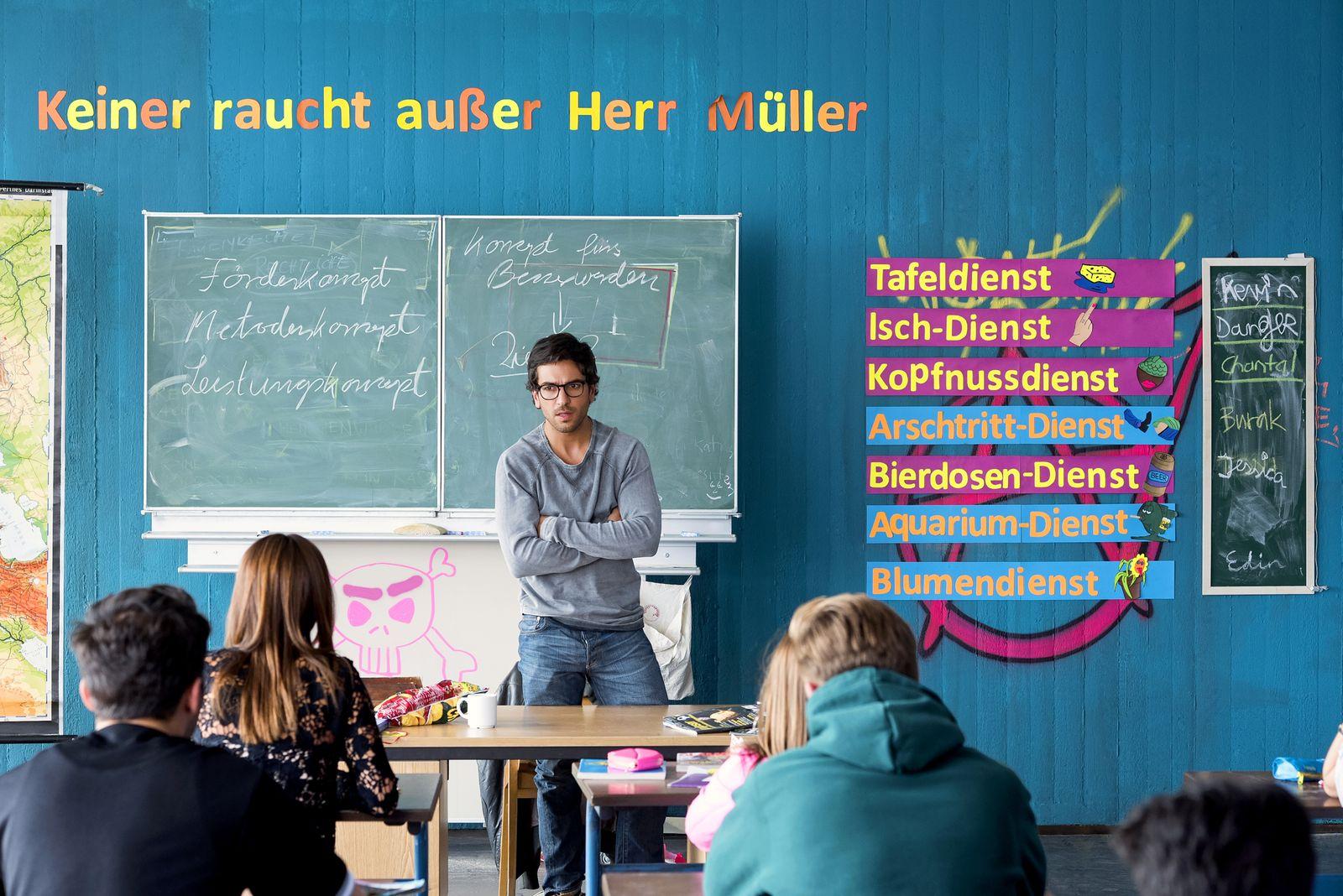 EINMALIGE VERWENDUNG Film/ Fack Ju Göhte 2/ plus