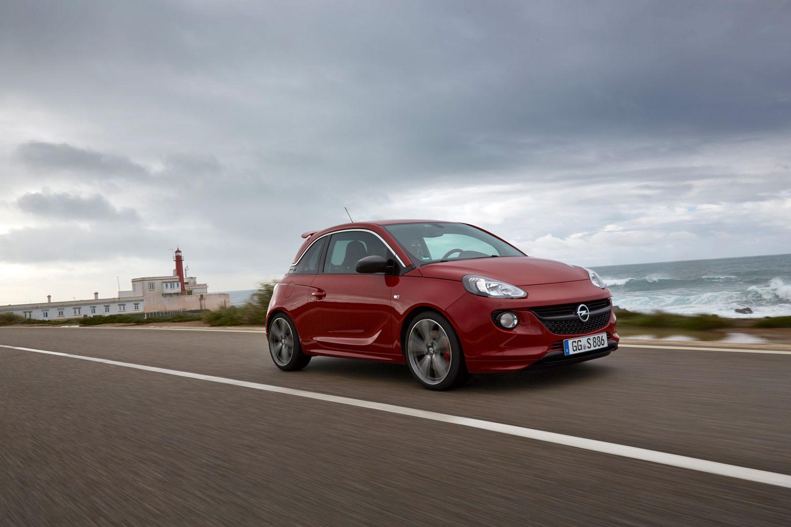 2015 / Opel Adam S