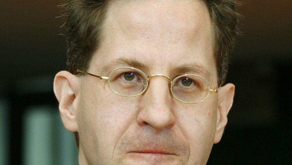 Hans-Georg Maaßen (Archivbild): Er soll den Verfassungsschutz aus der Krise führen