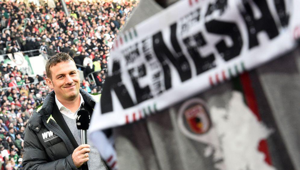 Bundesliga: FCA siegt dank Caiubys Last-Minute-Volley