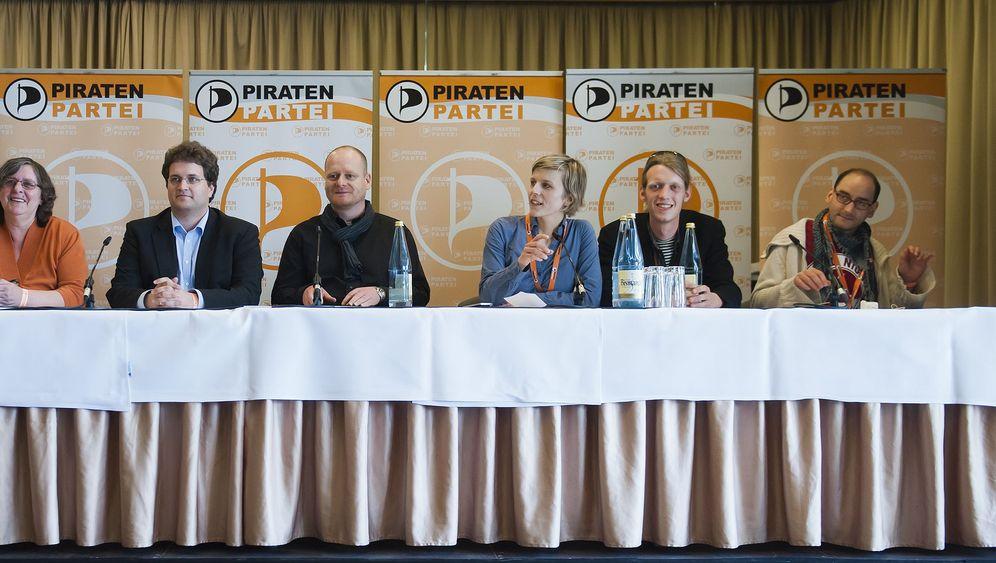 Piratenpartei: Wenn die Basis schweigt