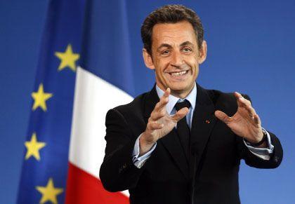 """Präsident Sarkozy: """"Das ist keine Krise des Kapitalismus"""""""