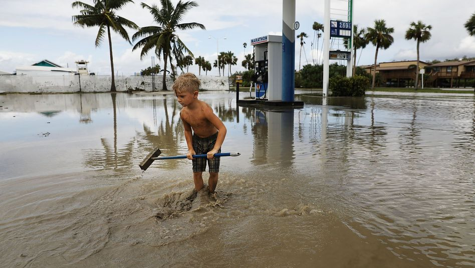 Hurrikanschäden in Florida