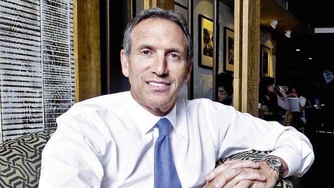 Starbucks-Manager Schultz: »Wachstum war Selbstzweck«