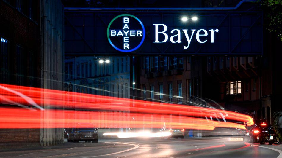 Bayer-Werk (in Wuppertal)