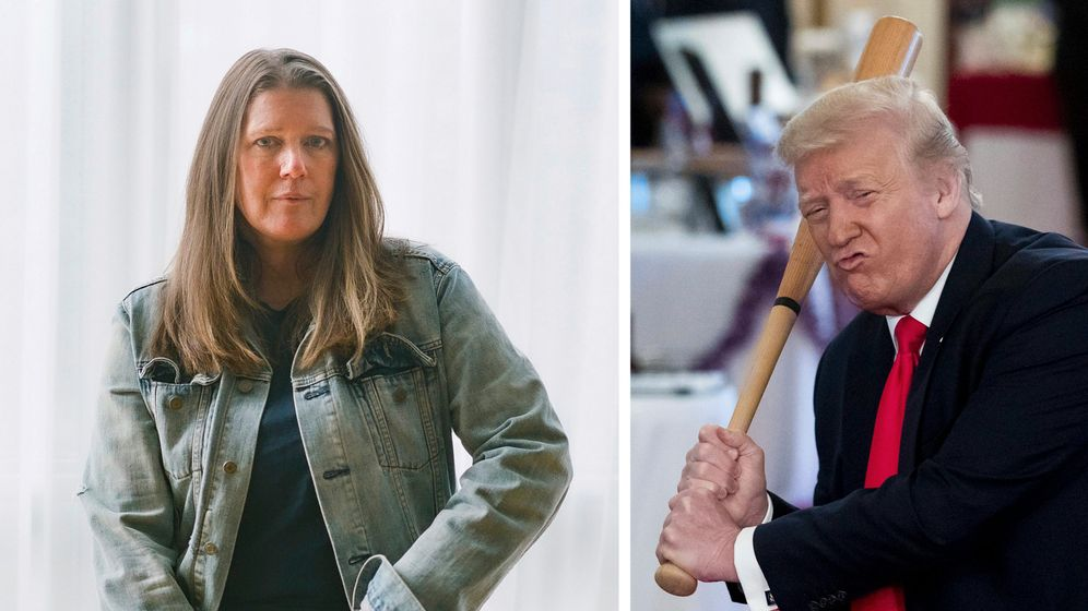 """Mary Trump: """"He's literally the weakest person I've ever known."""""""