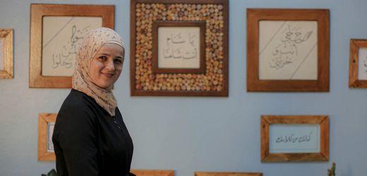 Frauenrechtlerin in Syrien:<br>»Nichts und niemand kann mich schützen. Jederzeit kann mich eine Kugel töten«