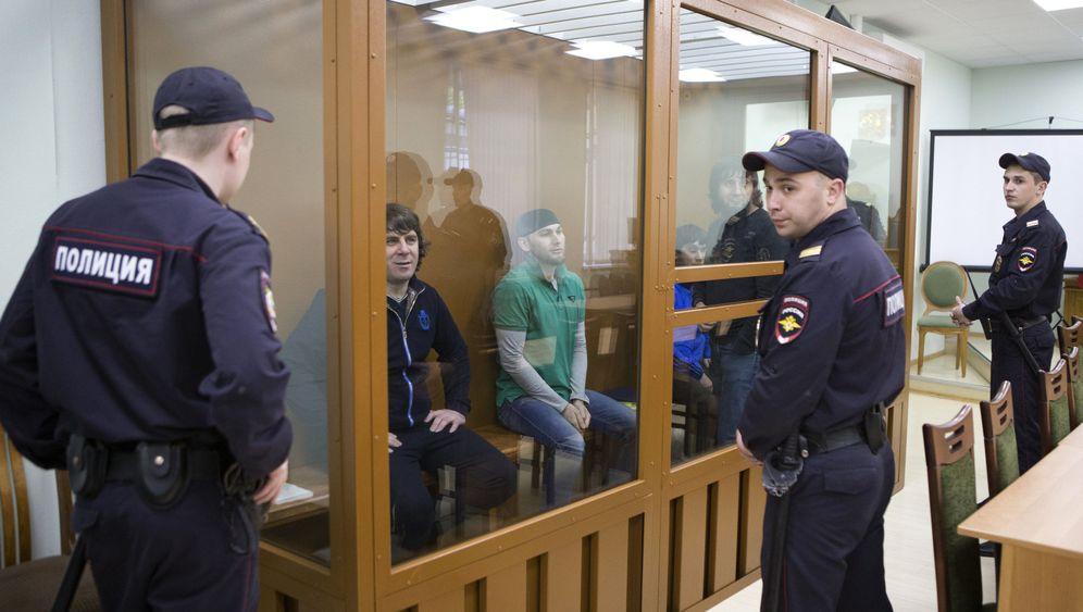 Boris Nemzow: Erschossen auf der Brücke
