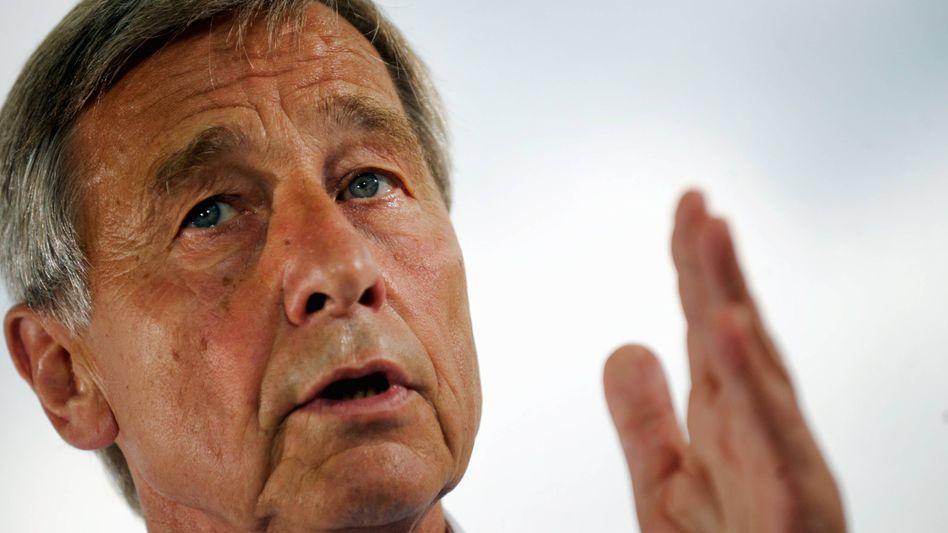 """Ex-Superminister Clement: """"Deutschland muss nach meiner Überzeugung wieder ein Land des Fortschritts werden."""""""