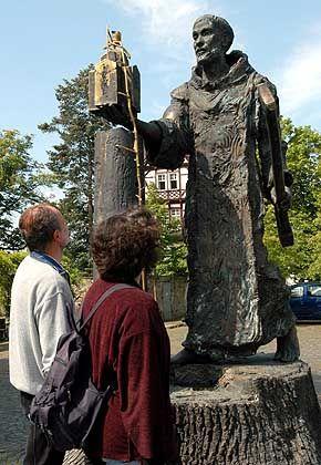 Heiliger Bonifatius: Vater des Sonnabends