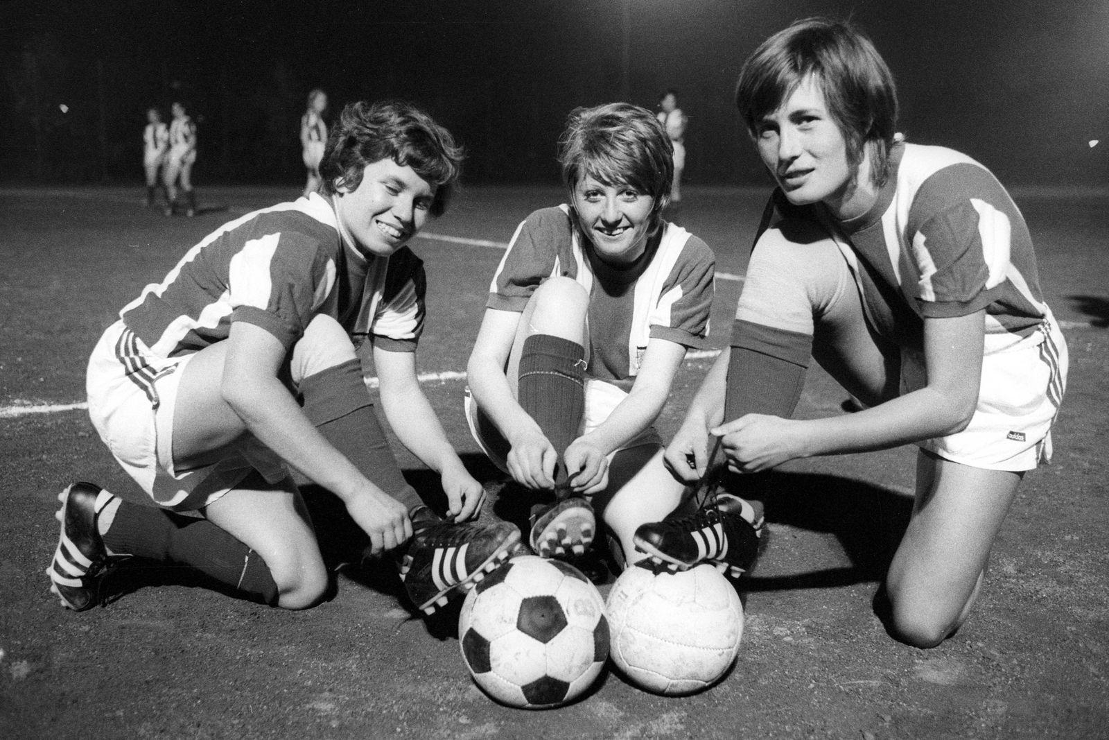 Frauenfußball beim FC Bayern München