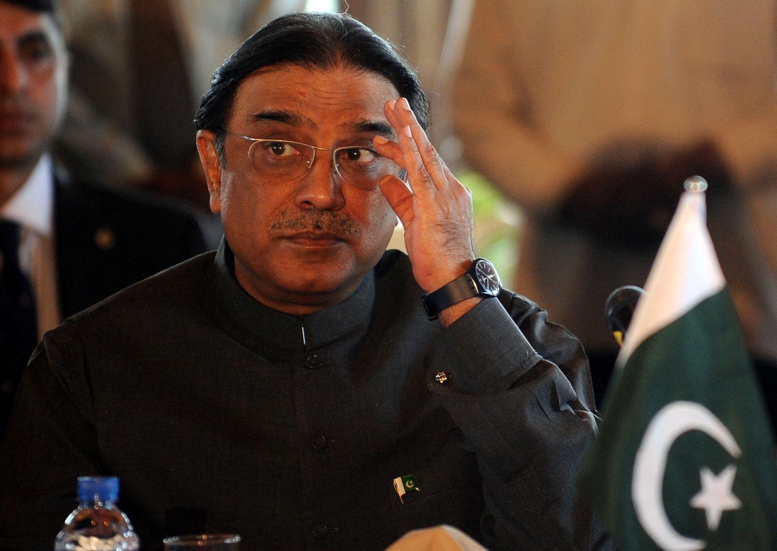 Pakistan Zardari