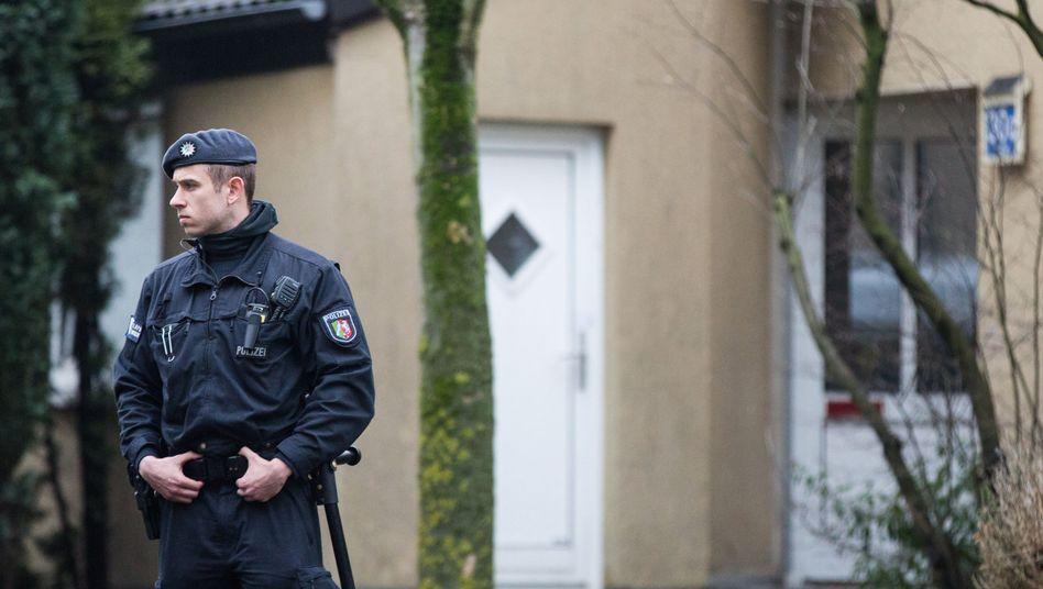 Polizist in Herne