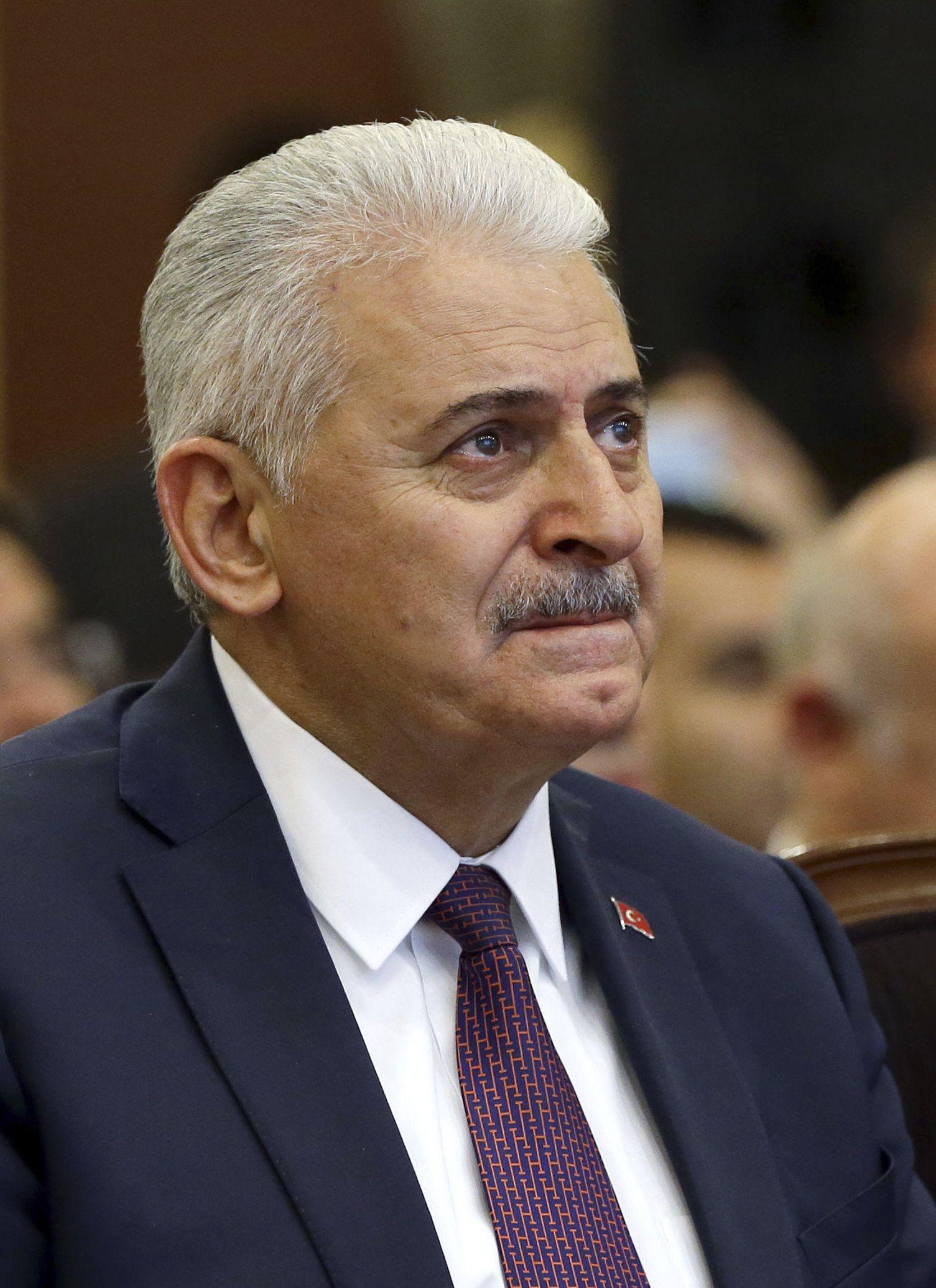 Turkei/ Binali Yildirim