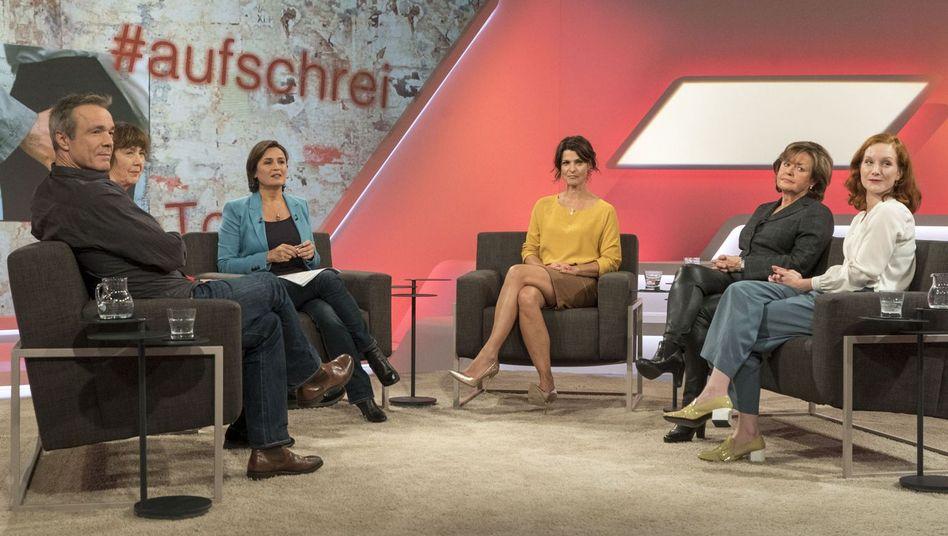 Maischberger-Talk zu Sexismus