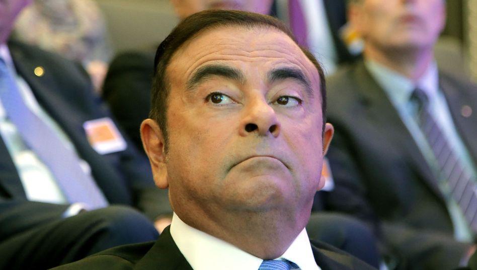Carlos Ghosn (Archivfoto)