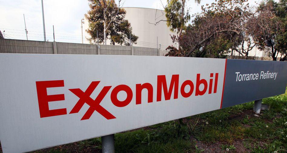 ExxonMobil-Raffinerie