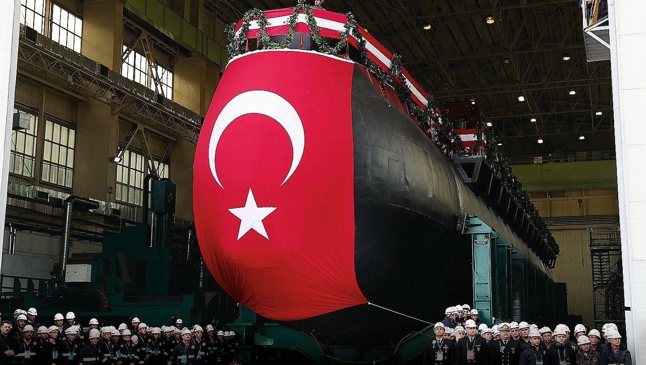 Grüne wollen U-Boot-Lieferungen an Türkei stoppen - DER SPIEGEL - Politik