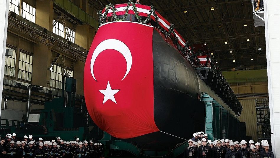 U-Boot-Stapellauf 2019