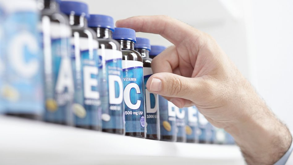 Vitaminpillen: Keine Rechtfertigung mehr für große Versorgungsstudien