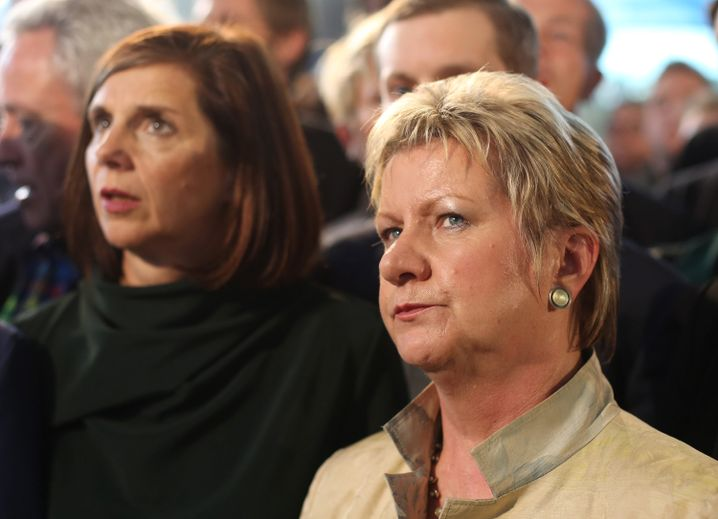 Katrin Göring-Eckardt, Sylvia Löhrmann