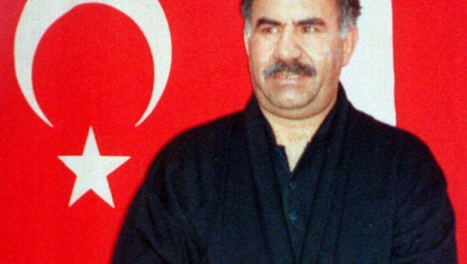 Abdullah Öcalan (Archivfoto 1999)