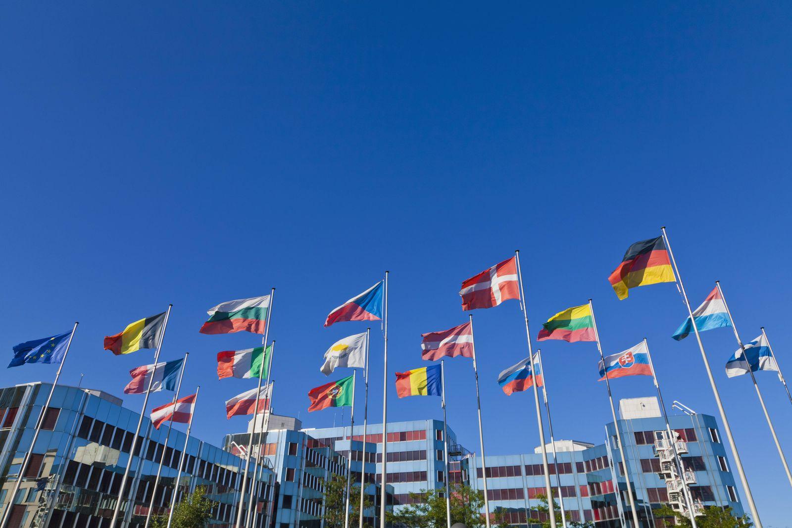 Flaggen / Europäische Union