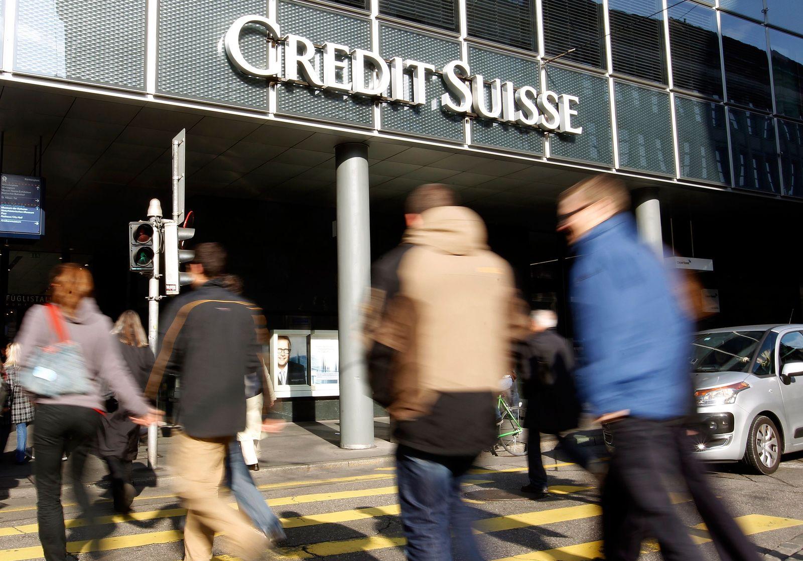 Credit Suisse Basel