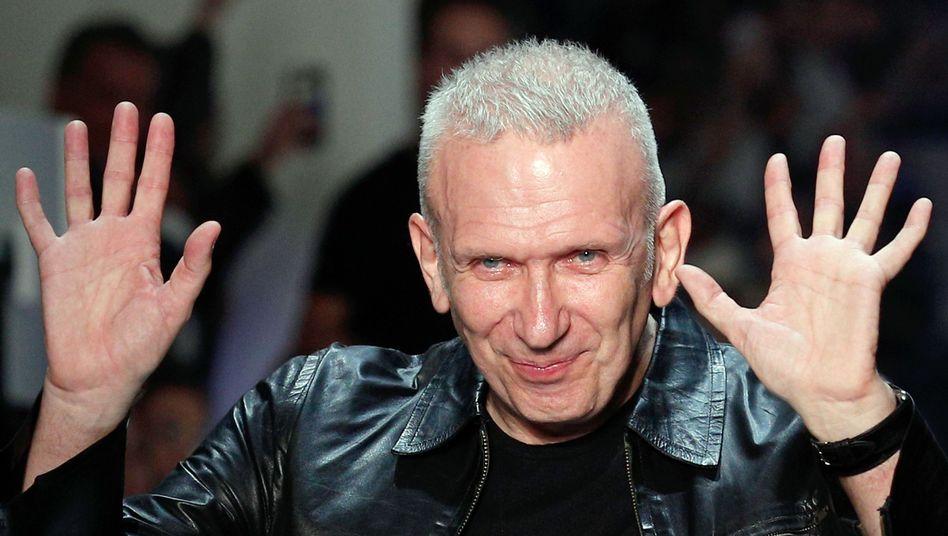 """Jean-Paul Gaultier: """"Ich habe ein neues Konzept"""""""
