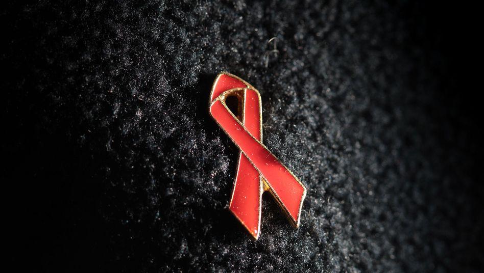 Aids-Schleife (Archiv)