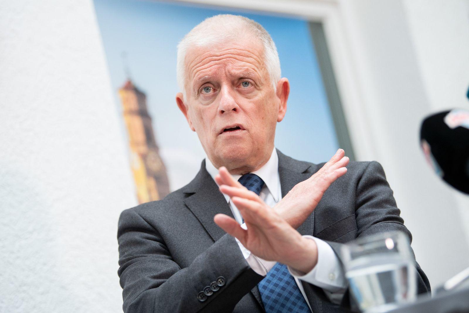 Stuttgarter Oberbürgermeister Kuhn tritt nicht wieder an