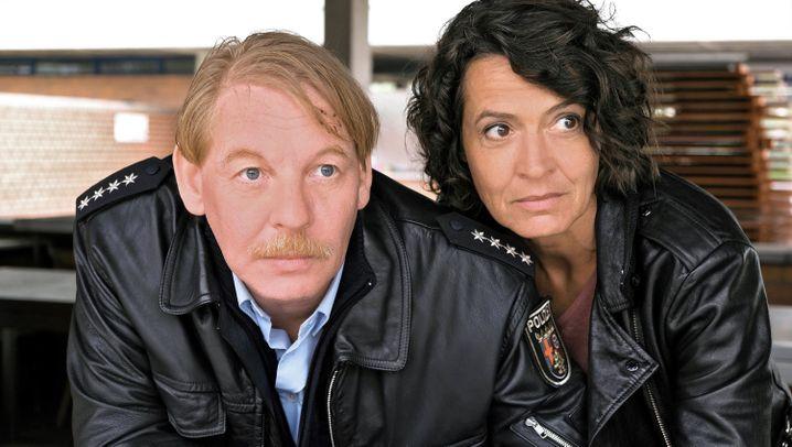 Ulrike Folkerts: Und Sonntags ein Sektchen mit Mama