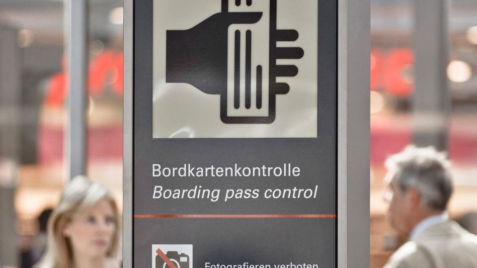 Immer der Reihe nach: Gestaffeltes Boarding soll Zeit sparen