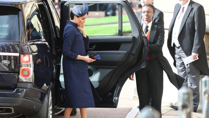 Royal Wedding: Die prominenten Gäste
