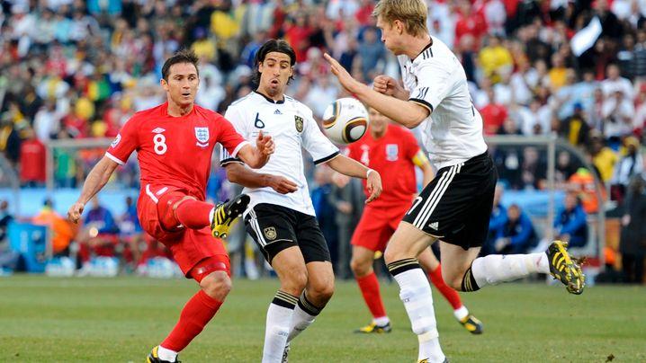"""Nicht gegebenes Lampard-Tor: """"Die Rache für Wembley"""""""