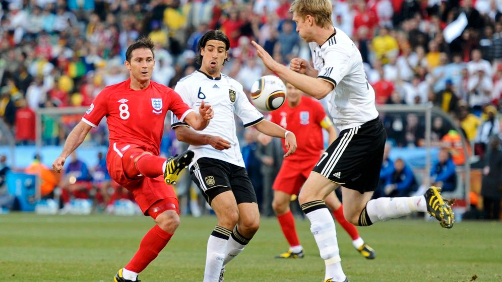 """Photo Gallery: Germany Gets """"Revenge for Wembley"""""""