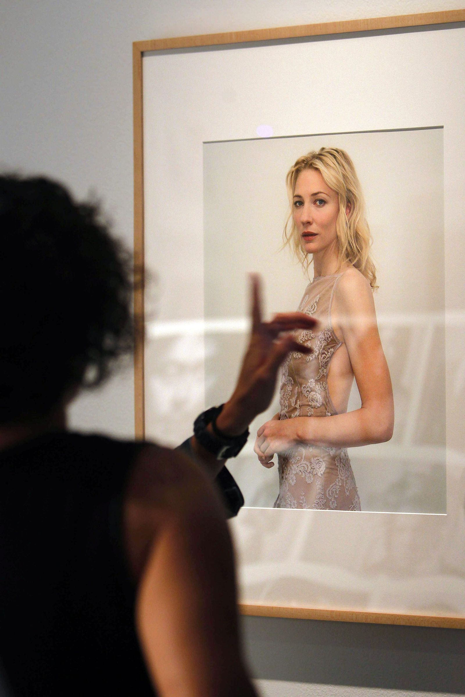 The New York Times Magazine Photographs exhibition / Dijkstra