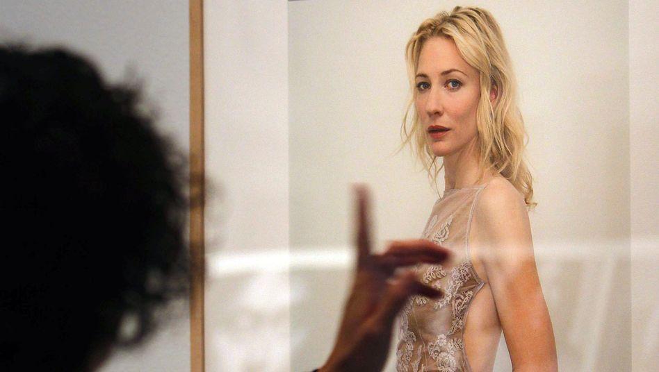 Rineke Dijkstra fotografierte auch Cate Blanchett