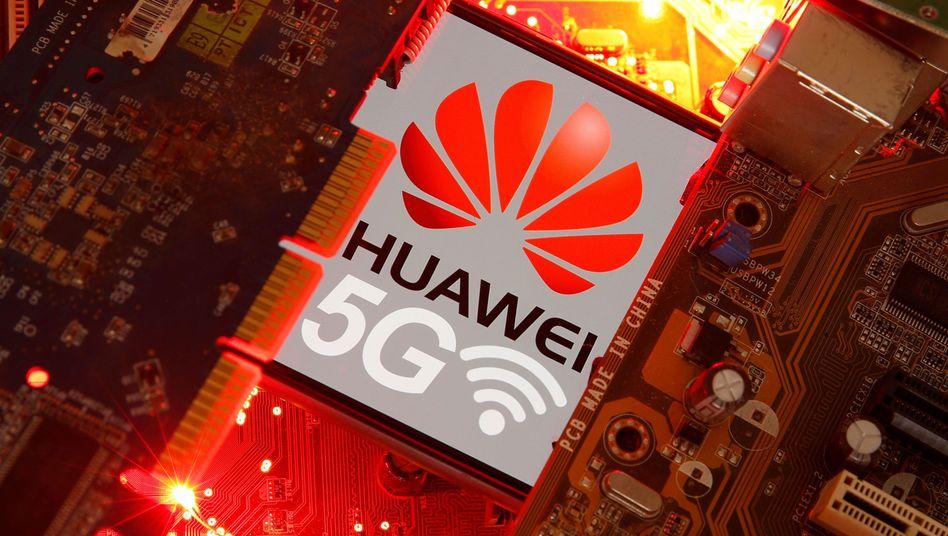 Huawei (Symbolbild) will mit Regierungen und Industrie gemeinsame Standards entwickeln