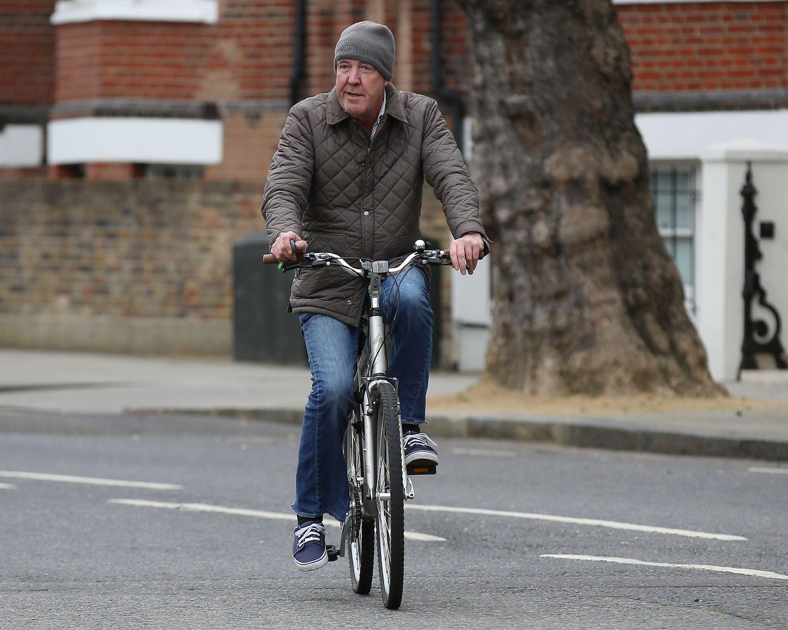 EINMALIGE VERWENDUNG Jeremy Clarkson