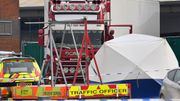 Zwei Dutzend Festnahmen nach Tod von 39 Migranten in Lastwagen
