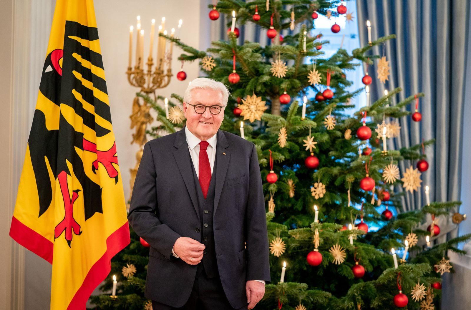 Weihnachtsansprache Steinmeier